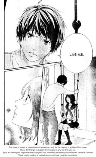Akari X Kazuomi moment